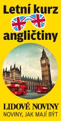 Letn� kurz angli�tiny